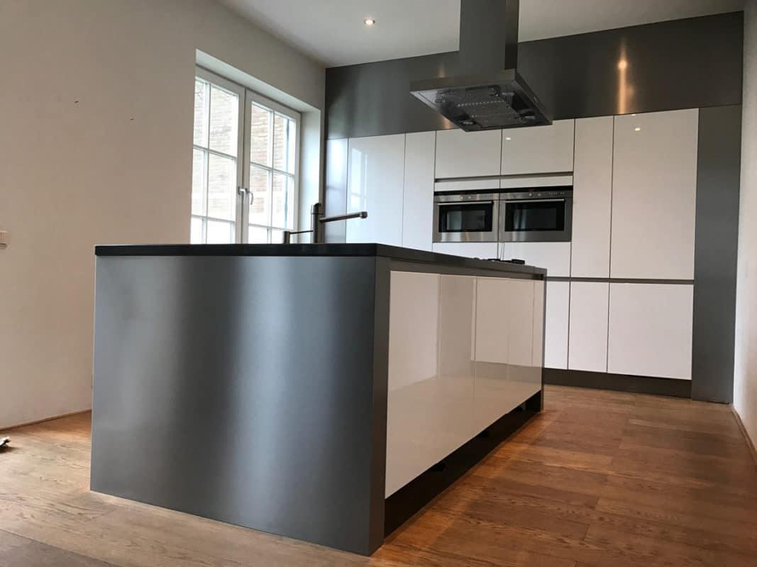 Keuken Rvs Achterwand : Rvs keuken achterwanden rvs achterwand
