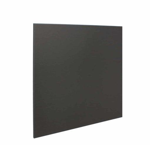 Achterwand Zwart 60 x 65