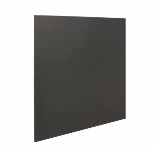 Achterwand Zwart 60 x 70