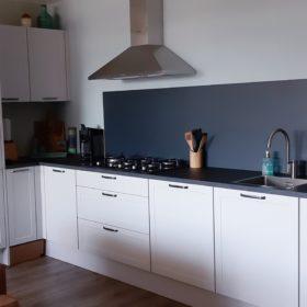 Achterwand keuken - In kleur - Extra mat