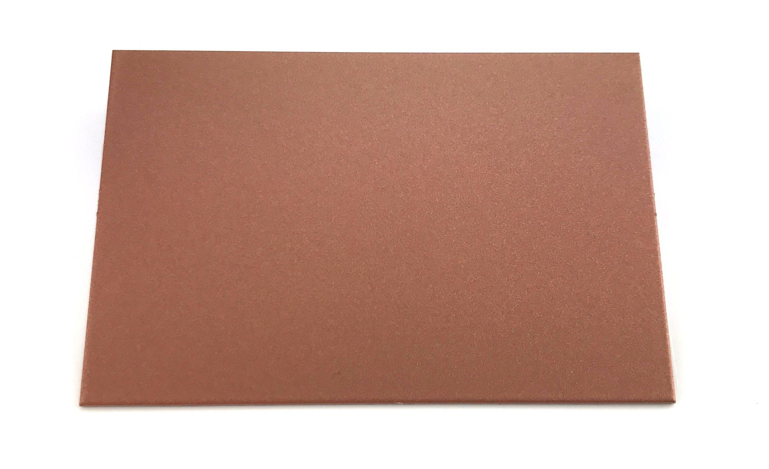 Koper metallic (Zijdeglans)